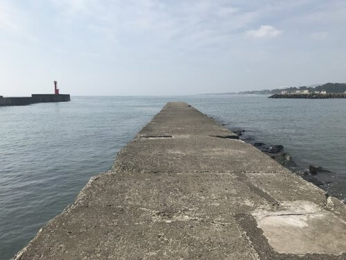 日立会瀬港
