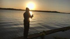 北浦での釣り
