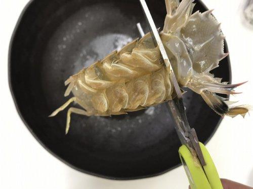 生シャコのゆで方と食べ方