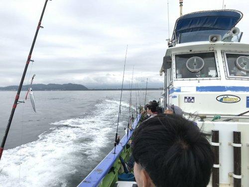 ライトルアー船(浅八丸)