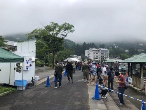 芦ノ湖ショア・バスフィッシング大会