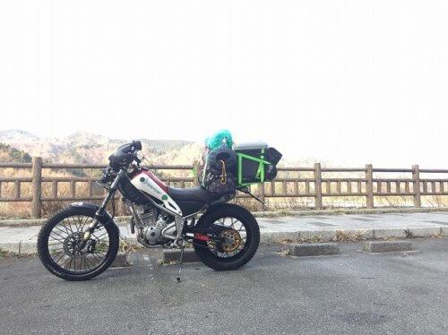 釣りとバイク