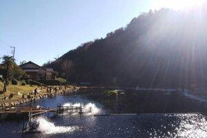 浅川国際鱒釣場